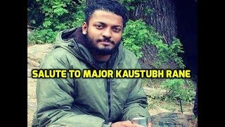 Major Kaustubh Rane, Father Of 2-Year-Old Lost His Life Fighting Terrorist | ABP News