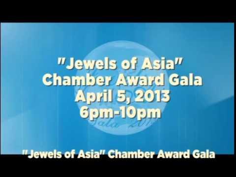 Jewels of Asia 2013 Chamber Award Gala