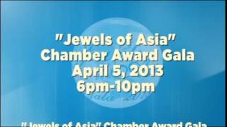 Jewels of Asia 2013 Chamber Award Gala