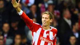 peter crouch goal of the season vs man city 2012