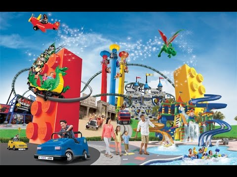 Legoland Dubai Parks Amp Resorts Youtube