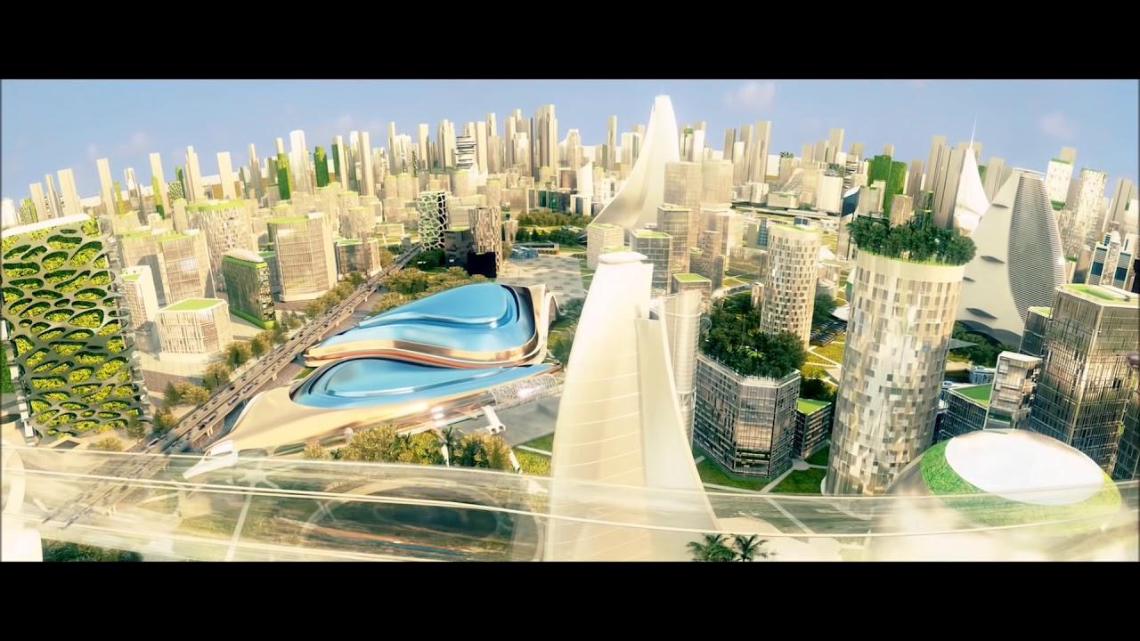 Welcome To Dubai 2050 مرحباً بكم في دبي 2050 Youtube