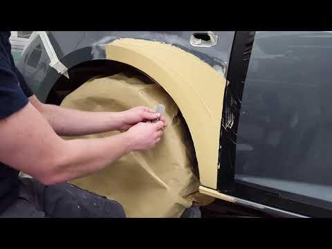 Car Repair: nice job by machine