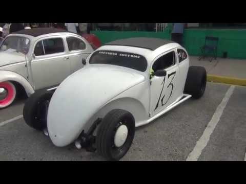 Rat Rod Chop Top VW Bug