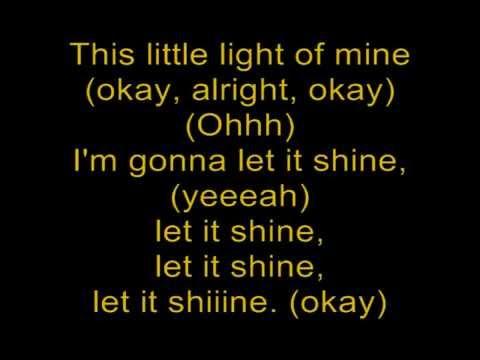 Let it Shine Lyrics (From Let it Shine Movie) - YouTube