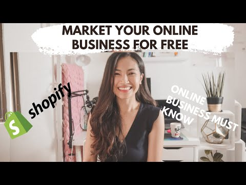 HOW TO ADVERTISE YOUR ONLINE BUSINESS FOR FREE ⎮JOYCE YEO