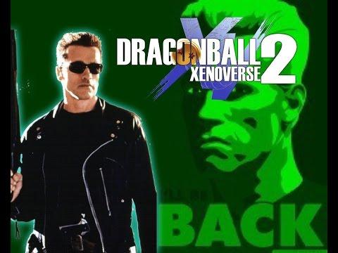 How to Make The Terminator in Dragon Ball Xenoverse 2