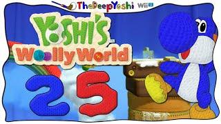 YOSHI'S WOOLLY WORLD - 25 - Federleicht auf Wattewolken [Welt 3-7]