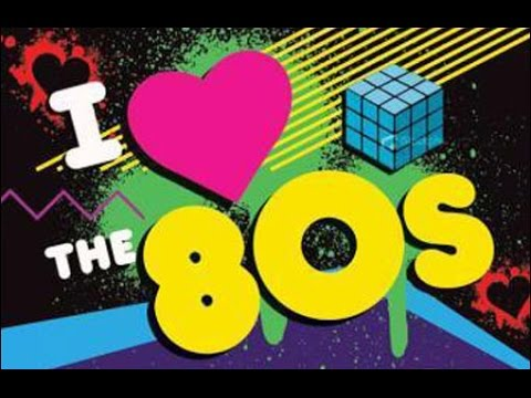 A look back at the 80's music and images