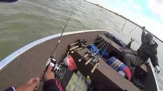 Bass Fishing Botswana August 2014 Isi