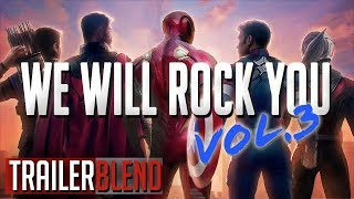 Marvel Cinematic Universe - We Will Rock You Vol. 3 (Tribute)