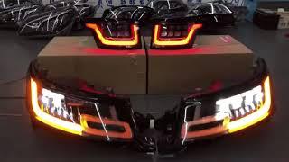 #ไฟ LED ของ Land Rover#L494#L4…