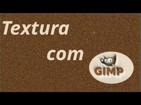 GIMP- textura a partir de um documento em branco !! thumbnail
