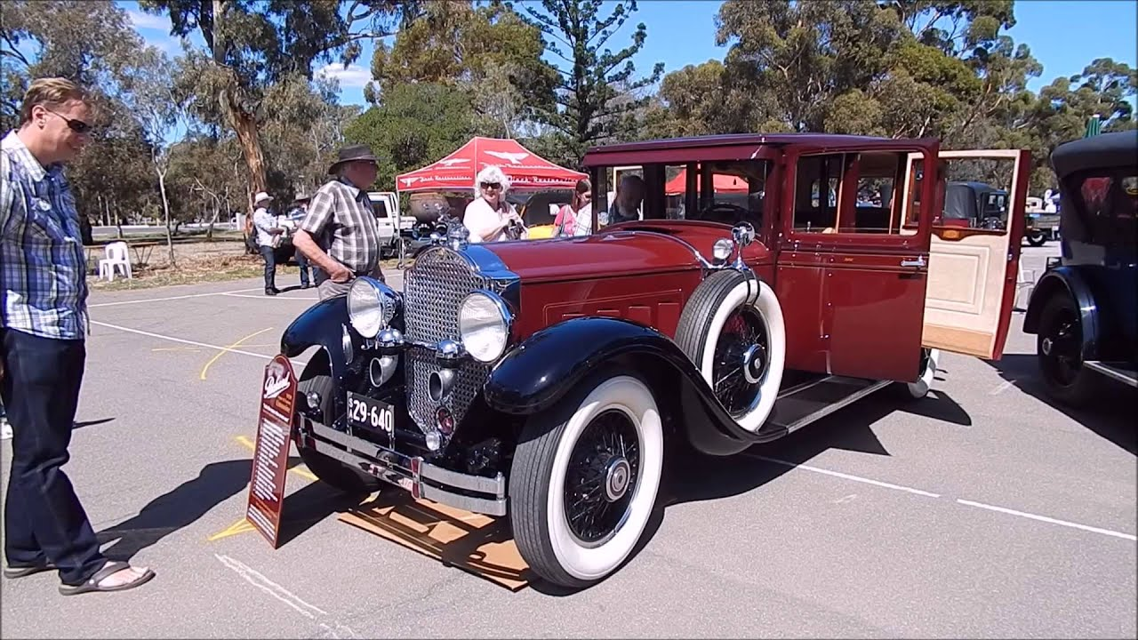 Vintage and classic car show Adelaide 20 March 2016 - YouTube