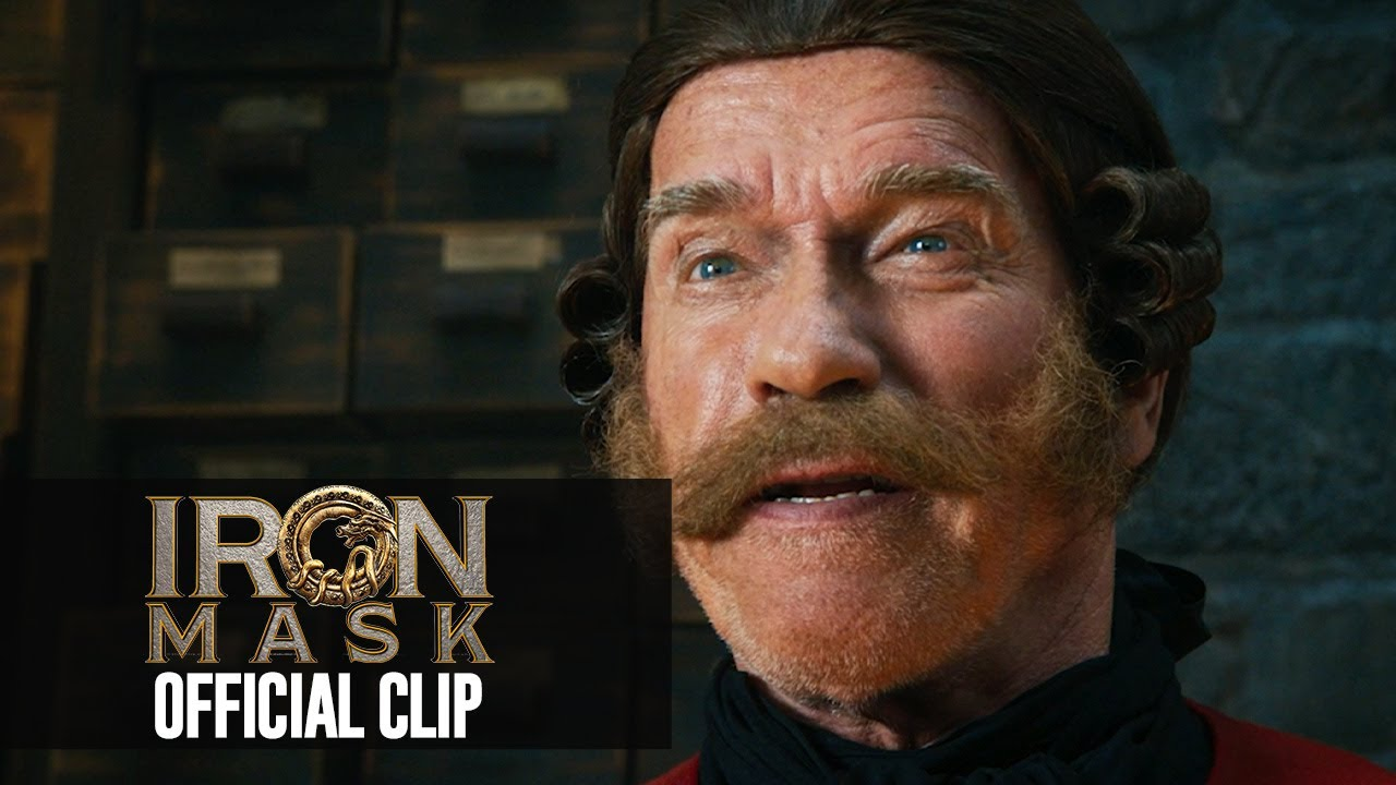 "Iron Mask (2020 Movie) Official Clip ""I've Been Waiting"" – Jackie Chan, Arnold Schwarzenegger"