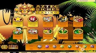Aztec Riches Casino Video Review