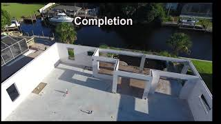 Aerated Concrete Block Wall Install (EP09)