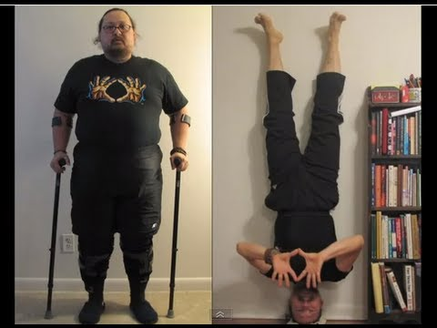 crow news ddp yoga helps a disabled veteran with his
