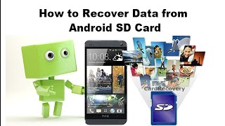 How to Recover Data from Android SD Card