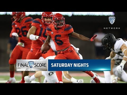 Highlights: Arizona football leads wire to wire to defend home turf, upset No. 19 Oregon