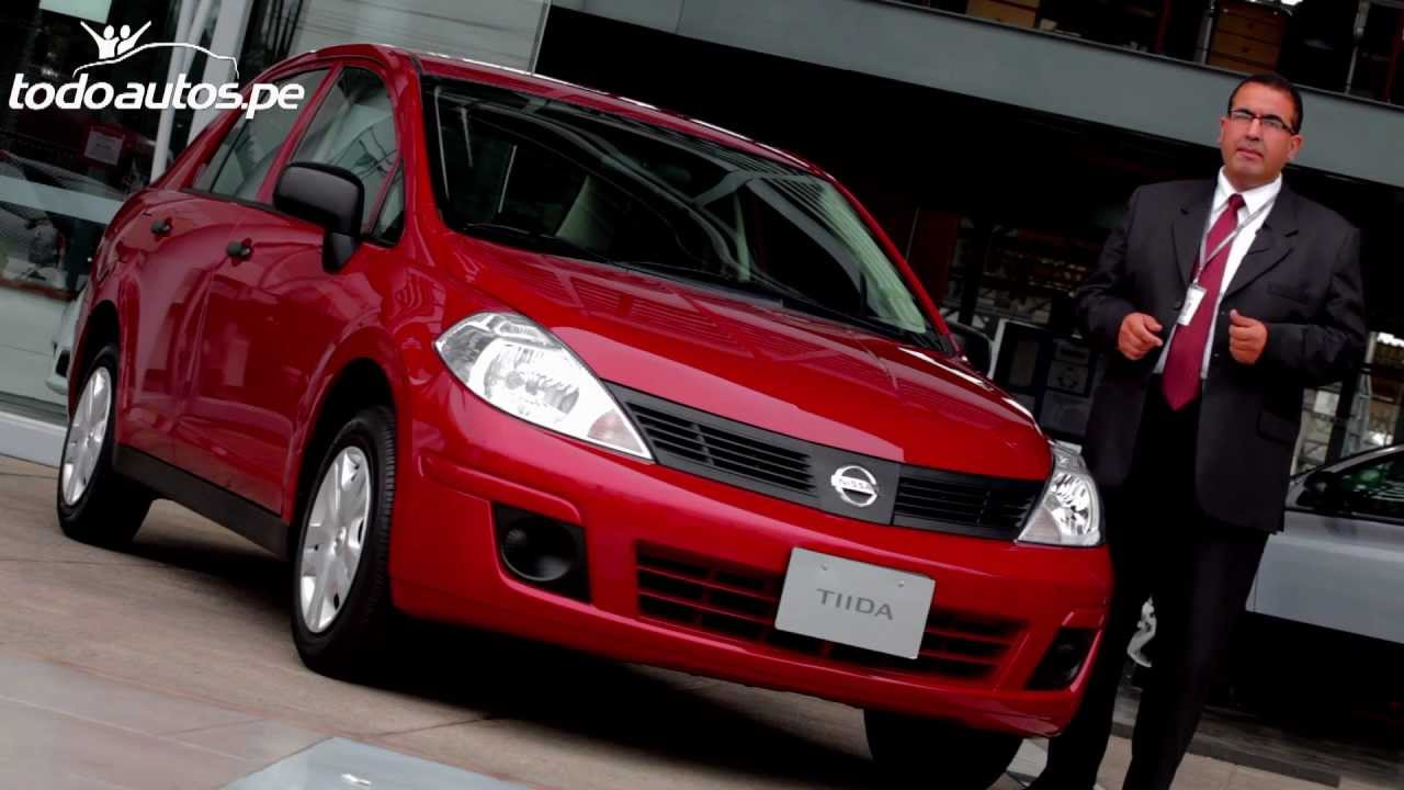 Nissan Tiida Sedan En Peru I Video En Full Hd I Presentado