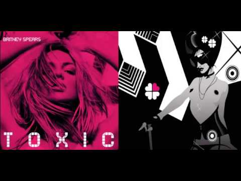 Mashup #3 - Toxic Muse - (Muse vs. Britney Spears)
