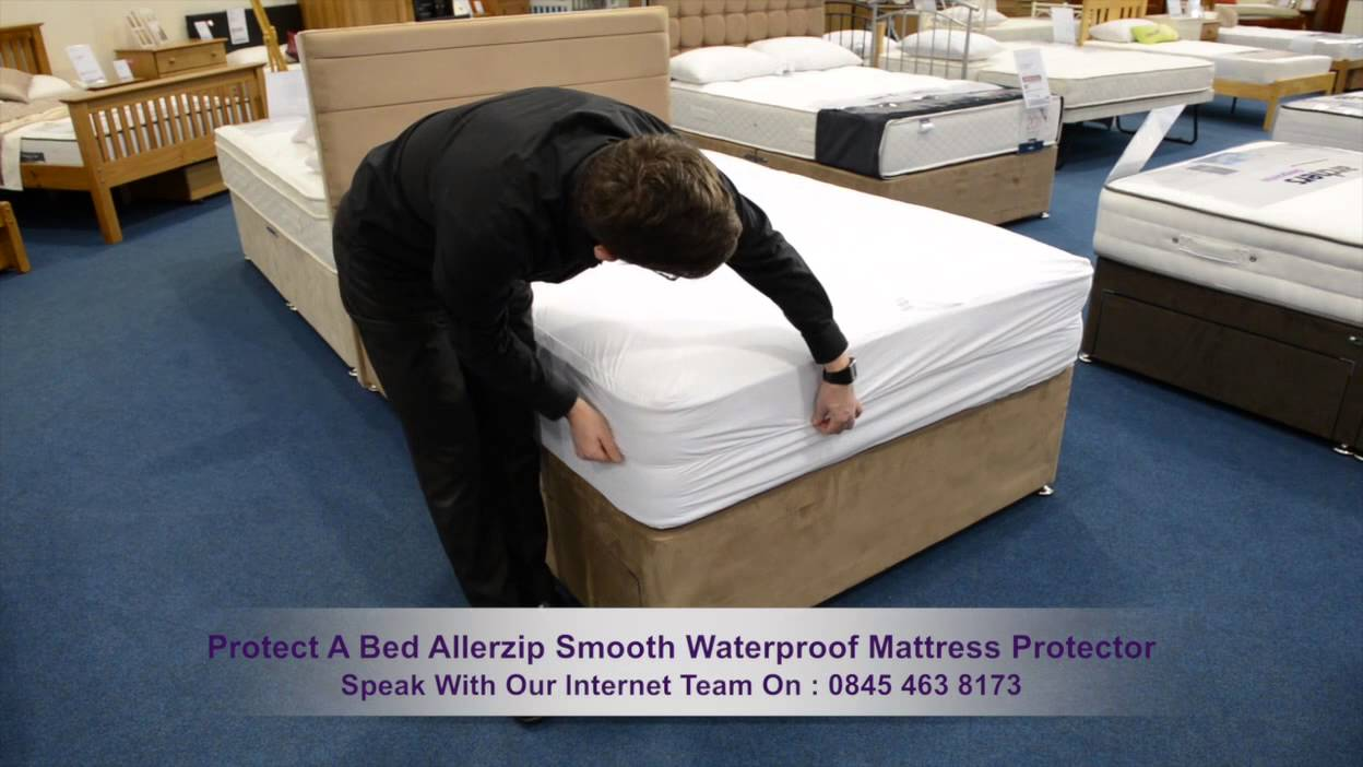xl fitted bi basic twin waterproof gc protector protect bed mattress a breathable