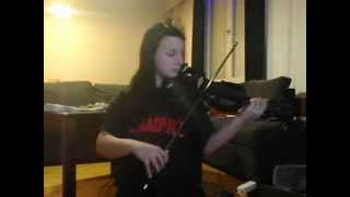 Turisas - One more ( Violin cover )