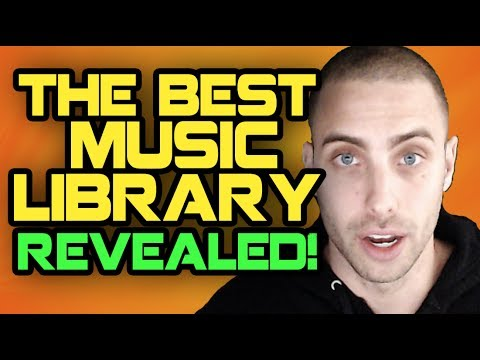 The Best Music Library Revealed!