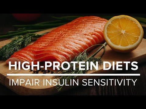 High-Protein Diets Impair Insulin Sensitivity