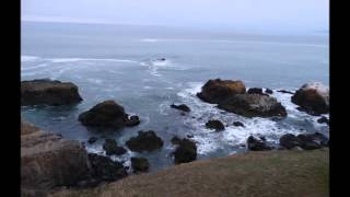 The Lost Coast Video Redwoods in California North Coast in Humboldt and Mendocino Counties