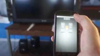 Android вместо пульта ДУ