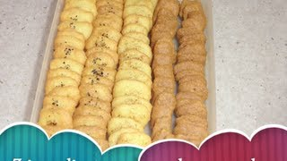 Cheese Crackers 3 ingredients Thermochef Video Recipe cheekyricho