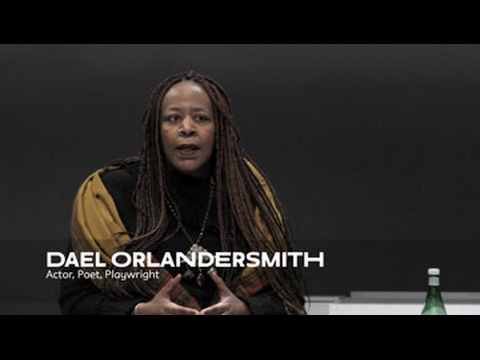 About the Work: Dael Orlandersmith | School of Drama