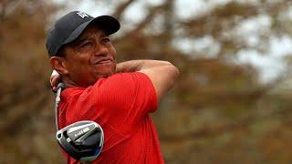 Tiger Woods Injured In Serious Car Crash