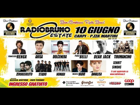 Radio Bruno Estate 2014 - CARPI