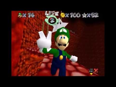 Luigi's Mansion 64 - Area 6 Hot Hot Plains