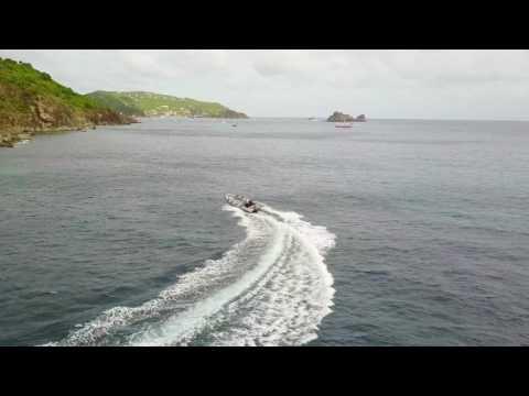 Gemini Marine  Waverider 780 Tender Rental / Hugues Marine ST Barth ST Martin