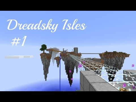 Dreadsky Isles - Part 1 - The Best Map I Played So Far (Minecraft CTM)