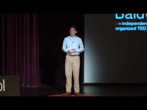 Living With The Light | Robert Miller | TEDxBaldwinHighSchool