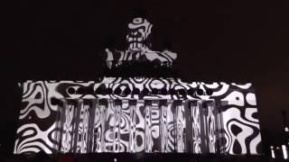 """Фестиваль """"Круг света"""" Angel Sandimas (Испания) (световое шоу/лазерное шоу) ВДНХ 2016."""