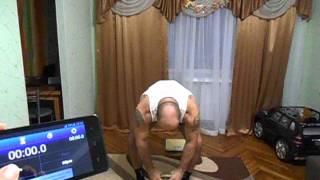 Денис Пахомов.удержание 32 кг