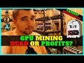 Is GPU Mining Still Profitable? Should YOU Build a Crypto Mining Rig? GPU Mining DEAD?!
