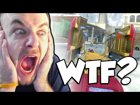 WTF Is This Gun!? (Call of Duty Online Multiplayer)