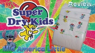 ABDL: ABU Super Dry Kids V2 Review