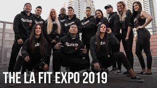Team LVFT. Takes Over LA | The LA Fit Expo 2019