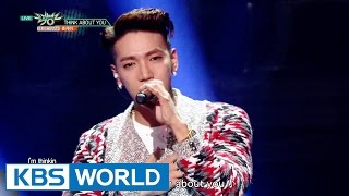 JUN.K (준케이) - THINK ABOUT YOU [Music Bank / 2016.08.26]