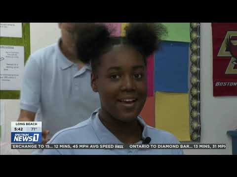 KIPP Scholar Academy on Spectrum News