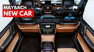 2018 Mercedes Benz G650 Maybach Landaulet 630 hp V12 Off Road Conqueror