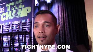 NONITO DONAIRE HAS UNIQUE SOLUTION FOR CANELO VS. GOLOVKIN NEGOTIATIONS
